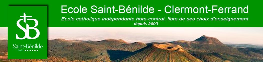Ecole Saint-Bénilde